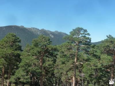 Pesquerías Reales-Valsaín,Río Eresma;sierra de cotos nudos montaña pueblo medieval madrid rutas